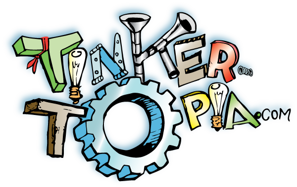 Tinkertopia - Destination for Creative Reuse + Alternative Art Supplies